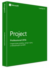 Project Professional 2016