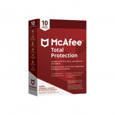 McAfee Total Protection 10PC